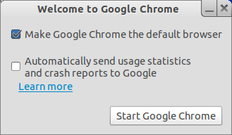 Default browser