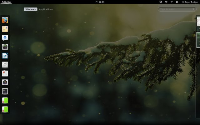 openSUSE conversion 1