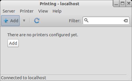 Ubuntu family printing - howto