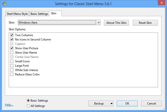How to use Windows 8 WITHOUT Metro - Classic Shell