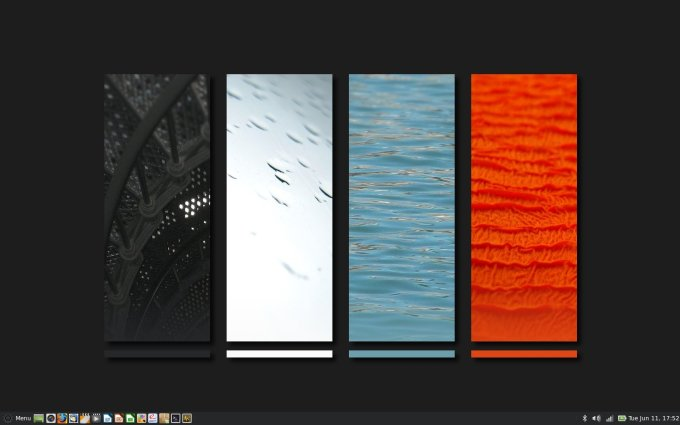 Pimped up desktop