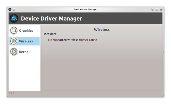 Device Driver Manager, more
