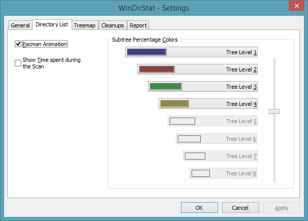Windirstat - Disk usage & cleanup tool for Windowsers