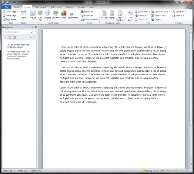 How to recover corrupt Microsoft Word files