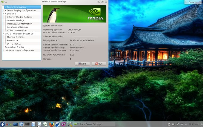 How to install Nvidia drivers in Fedora