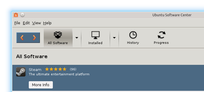 How to install Steam in Kubuntu - tutorial