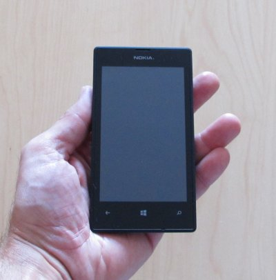 Nokia Lumia 520 review - Quite lovely