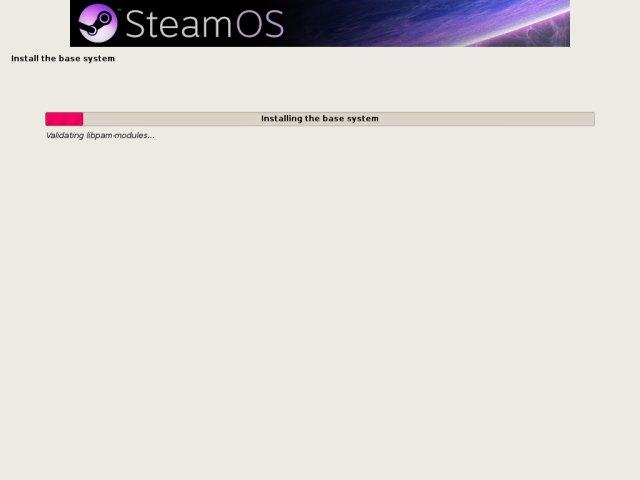 How to setup and test SteamOS as a virtual machine