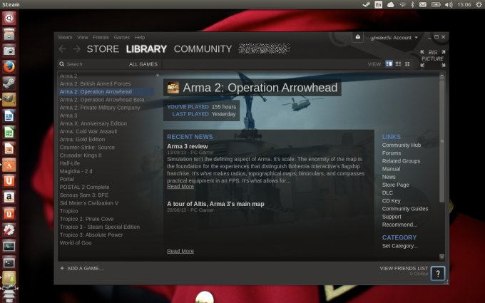 how to get steam games from one computer to another