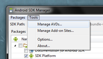 Make your Android Virtual Devices (AVD) run fast