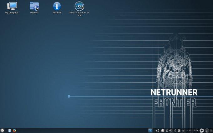 Desktop, live
