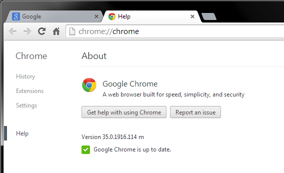EMET updated, Google Chrome works