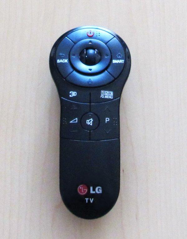 Lg smart remote not working