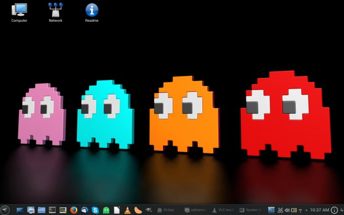 Desktop, cool