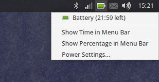 Battery, too much
