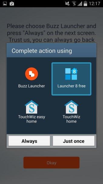 Make Android look like Ubuntu Phone