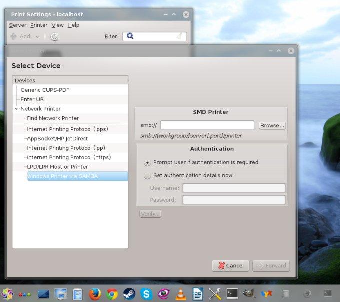 How to setup Samba printing in CentOS 7 - Tutorial