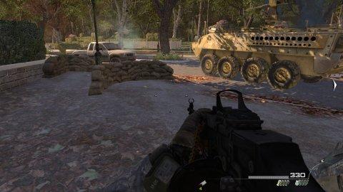 Call of Duty: Modern Warfare 2 - 12GB worth of arcade