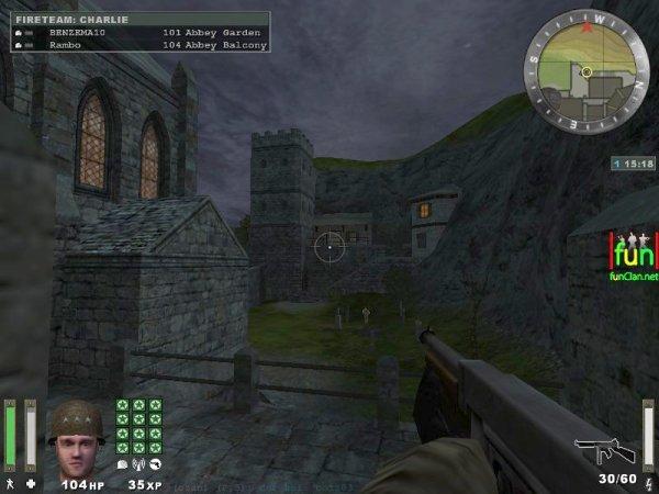 Patch 260b - Wolfenstein: Enemy Territory Downloads