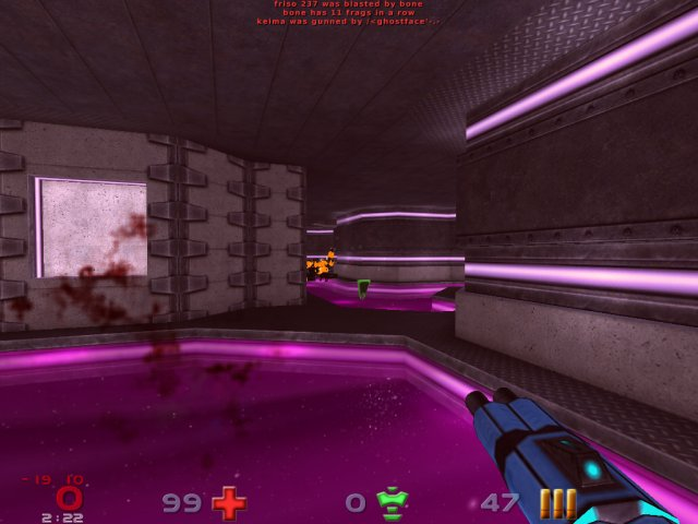 Nexuiz FPS screenshot 2