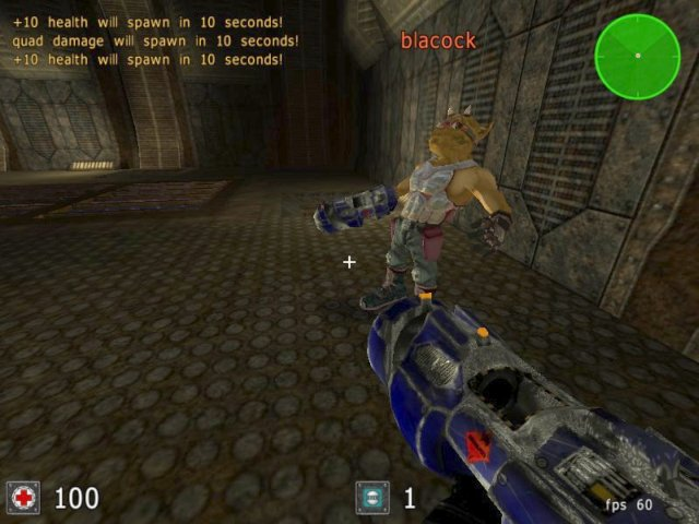 Sauerbraten FPS screenshot 4
