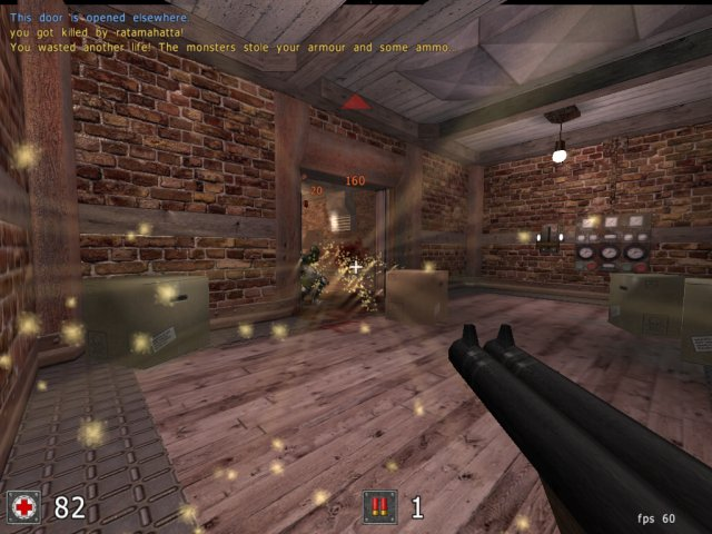 Sauerbraten FPS screenshot 6