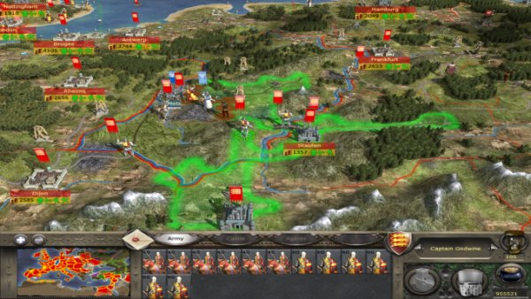 Medieval II Total War Review Very Good - Rome total war map city locations