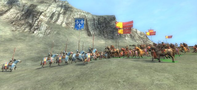 Medieval II - screenshot 1