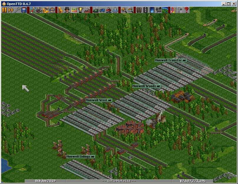 Open transport tycoon deluxe large map screenshot 1 thumbnail gumiabroncs Image collections
