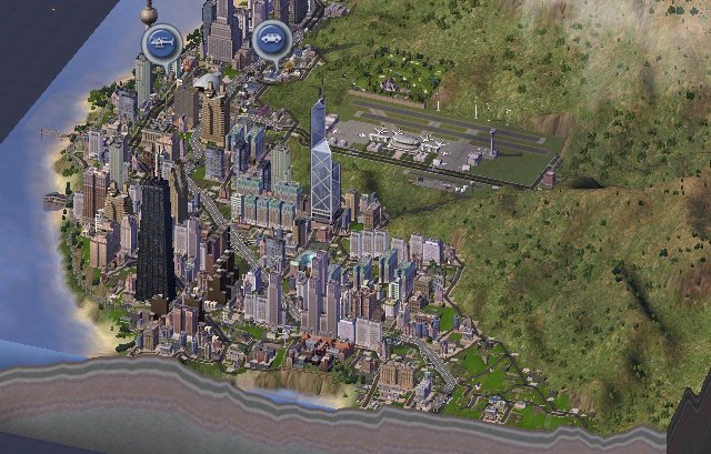 My Simcity 4 Region Is Complete