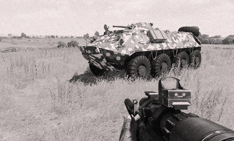 ArmA 3 War Diaries: Operation Migraine