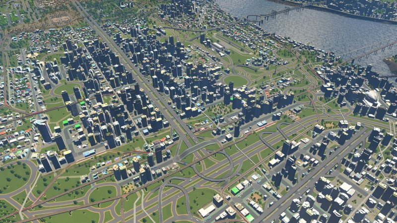 Cities Skylines - Best Traffic Guide