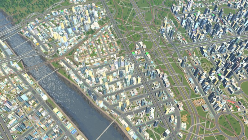Cities Skylines Best Traffic Guide