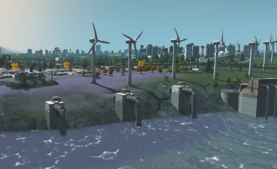 Cities Skylines People Getting Sick By Water