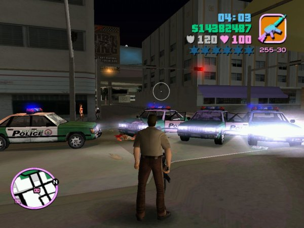 GTA Vice City + Windows 7 - Mouse does not work