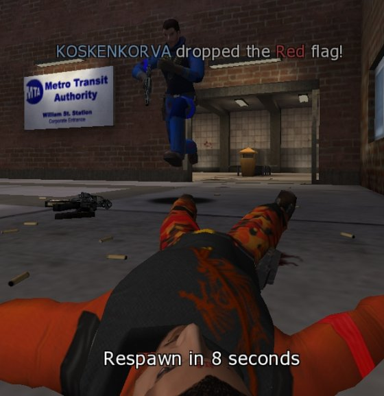 Respawn soon