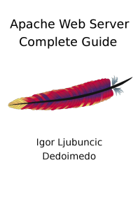 Apache Web Server guide