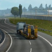 ETS2: Beyond the Baltic Sea
