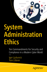 System Administration Ethics book