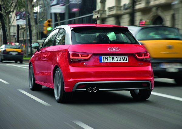 Audi A1 1 4 Tfsi Review Simply Adorable