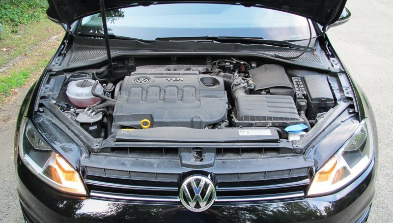Volkswagen Golf 1 6 TDI BlueMotion review