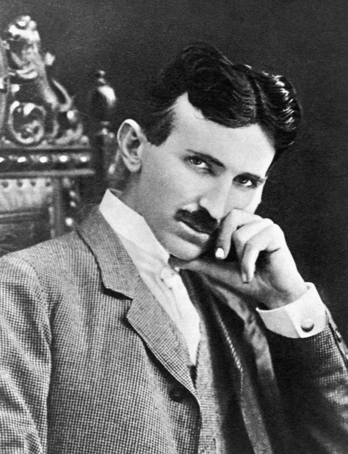 Nikola Tesla did not need a Linkedin account