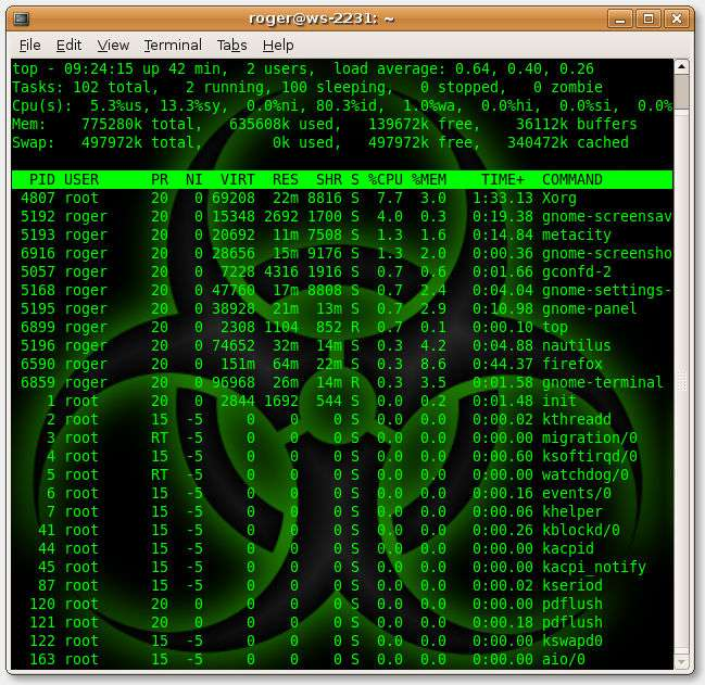 Movie hacking leet terminal