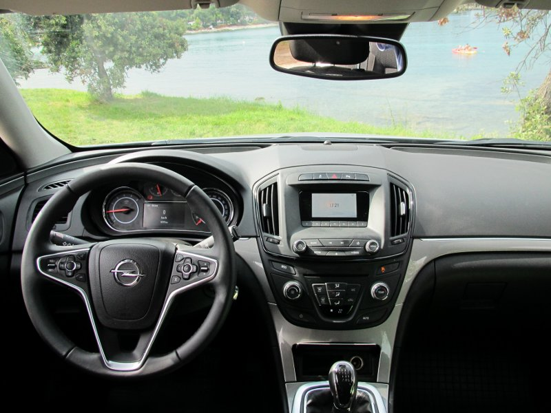 Opel Insignia 2 0 Cdti Ecoflex Review