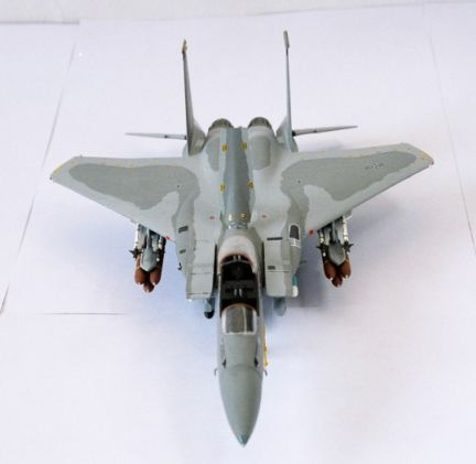 F-15 front