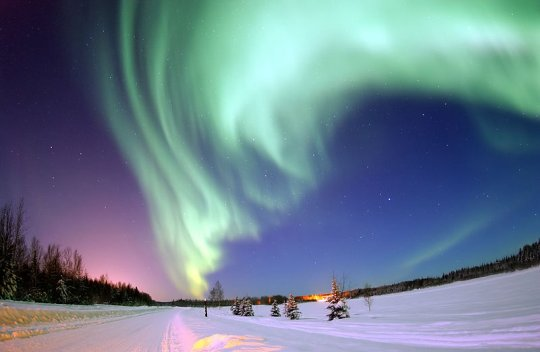 North lights